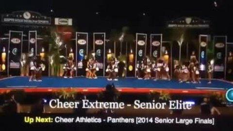 Cheer Extreme Elite!