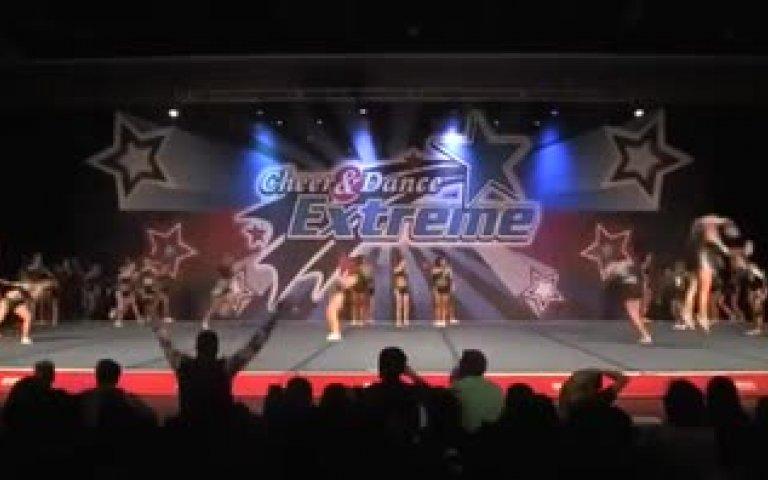 Cheer extreme senior elite2015!!!